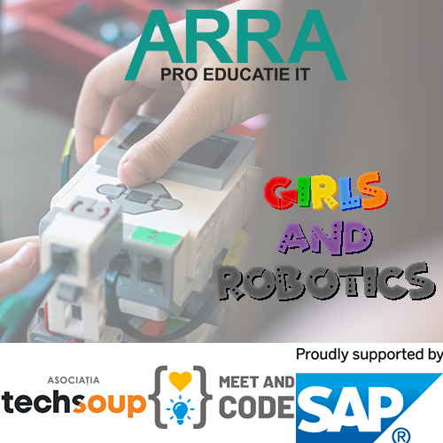 Girls and Robotics in Pitesti