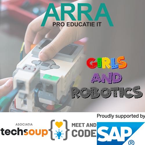 Girls and Robotics in Pitesti